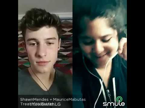 Treat You Better -- Shawn Mendez ft. 13-year-old...