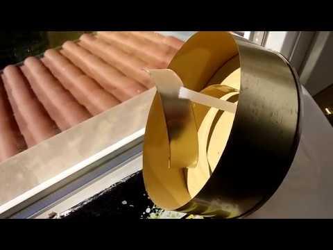 Airspy HF+ L-band satcom test