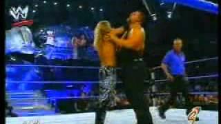 Edge vs big show brock lesner comeback .wmv