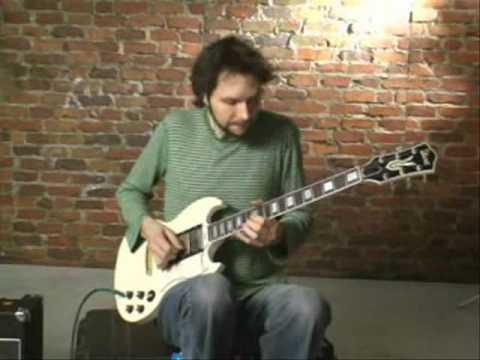 Paul gilbert the echo song