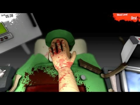 Rage Quit - Surgeon Simulator 2013 | Rooster Teeth