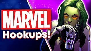 Surprising Marvel Comics Hookups!