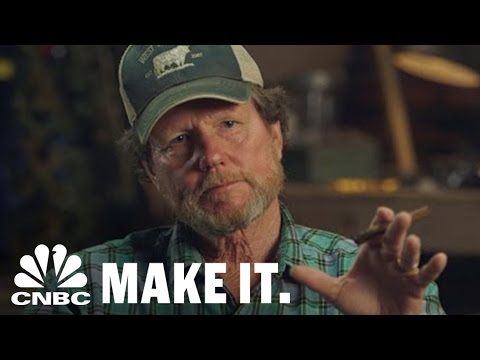 West Texas Millionaire: How To Raise Your Rich Kids Right | CNBC Make It.