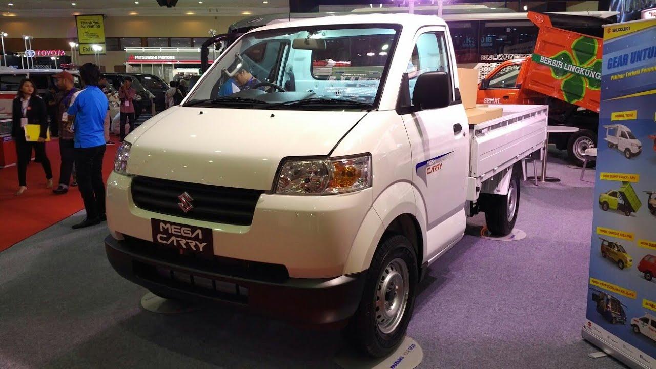 In Depth Tour Suzuki Mega Carry Ac Ps Improvement  Indonesia