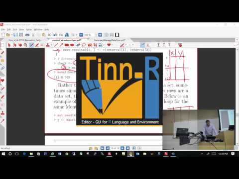 Computing Tools for Statisticians - Class #28 (R)
