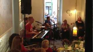 """Band Wolkenkino Live: """"Hallelujah"""""""