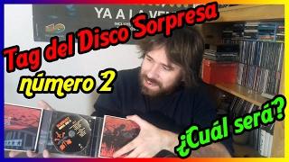 Tag del Disco Sorpesa Número 2 ...¿Cuál será?
