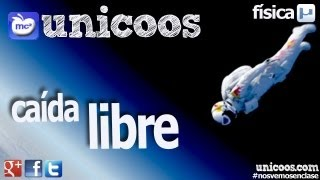 FISICA Caida libre 01 SECUNDARIA (4ºESO) cinematica MRUA
