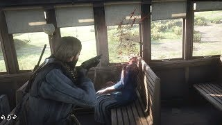 Red Dead Redemption 2: Savage Outlaw Gameplay - High Action Combat Moments - Vol.2