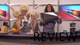 weird al yankovic music video foil parody of royals by lorde jul 16 2014 review