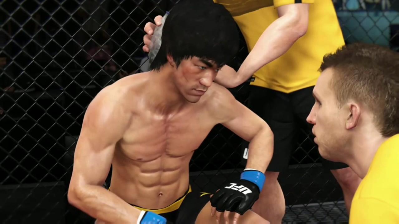 UFC 244 Bryan Samurai Vs Bruce...