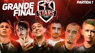 GRANDE FINAL COPA STARS LEAGUE PARTIDA 2 - FREE FIRE