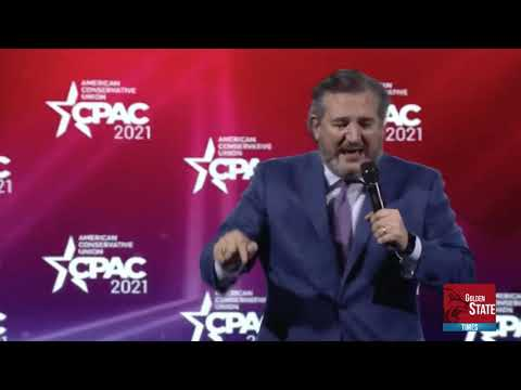 FREEDOM!: Ted Cruz EXPLOSIVE Speech at CPAC 2021