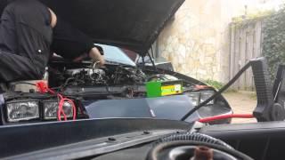 1989 2 8 v6 chevrolet camaro test run part 1