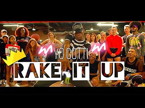 Yo Gotti - Rake It Up ft.Nicki Minaj - Choreography By @theBrooklynJai