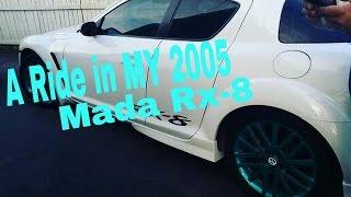Mazda Rx 8 Drive & Timelapse