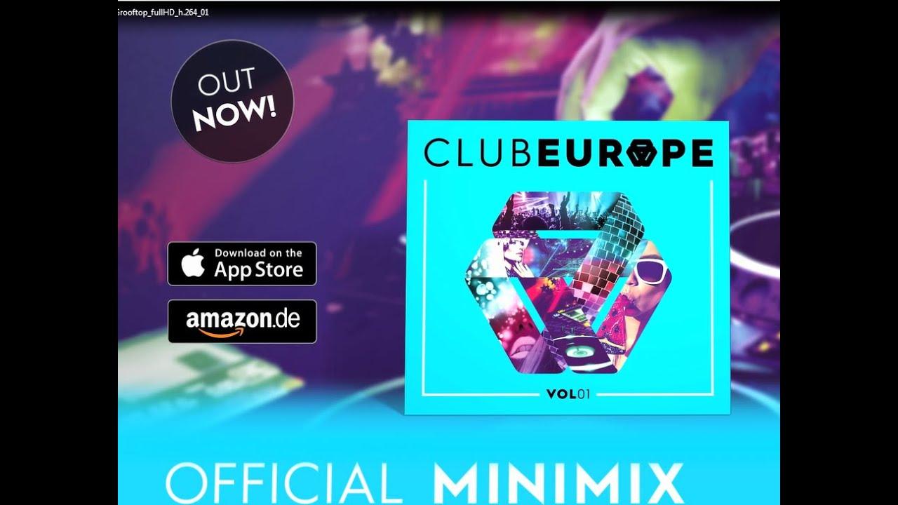 Club Europe Vol  1- Minimix