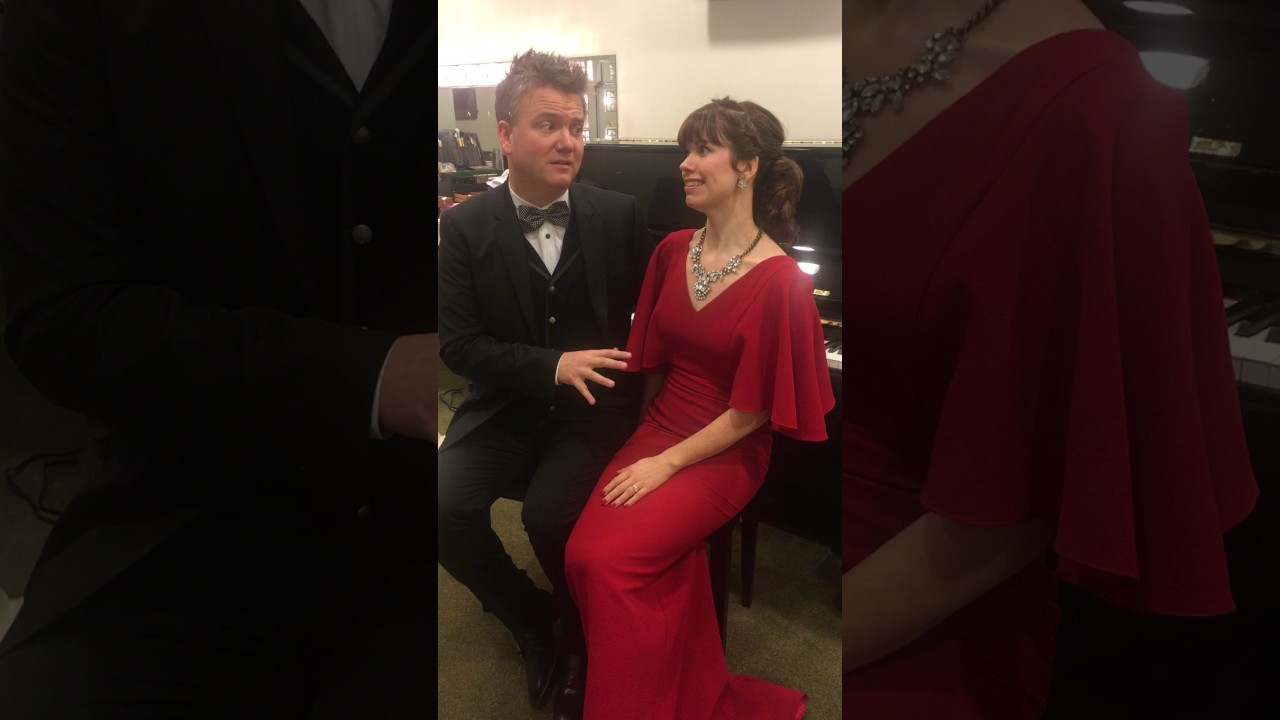 Merry Christmas from Keith and Kristyn Getty!
