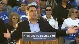Cenk Introducing Bernie Sanders At Vallejo, CA Rally