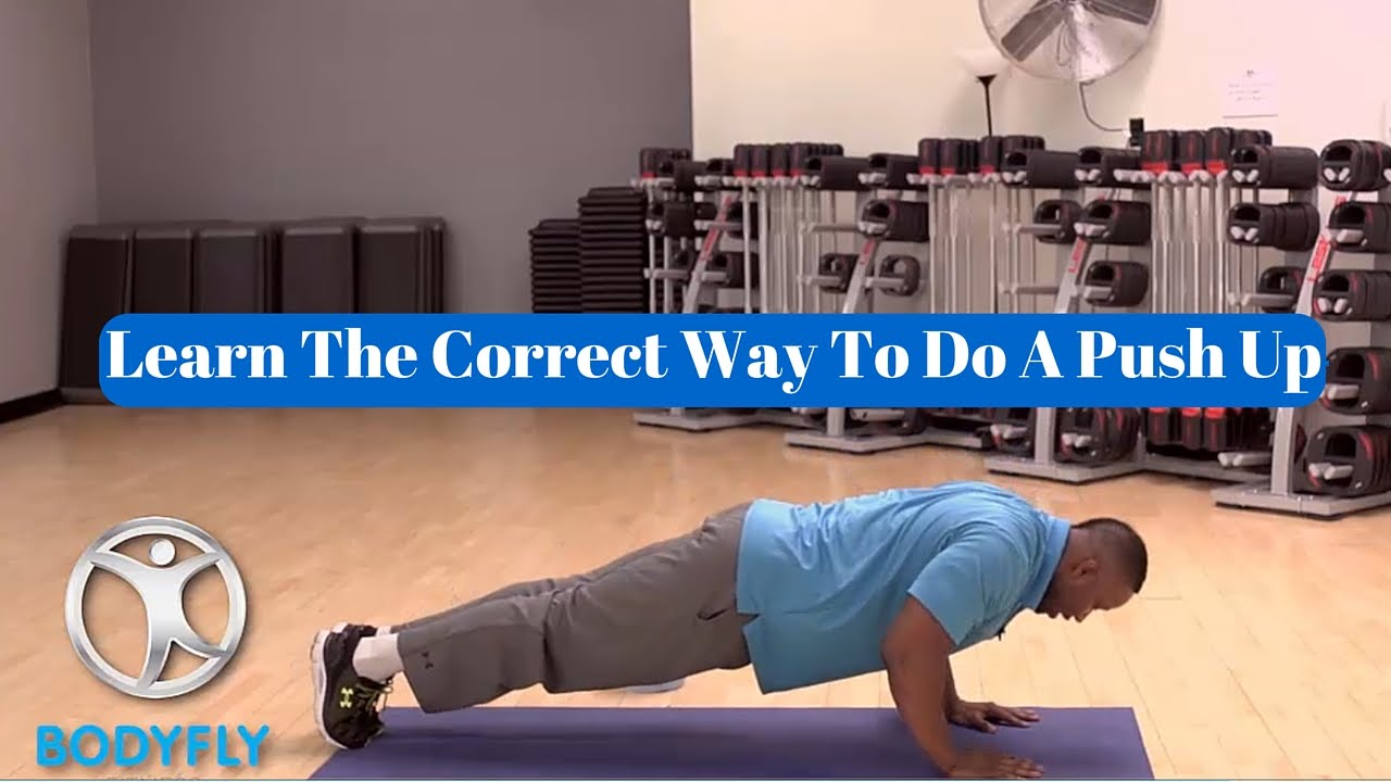 How to learn push-ups 49