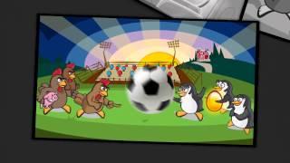 Get the Egg: сезон футбола