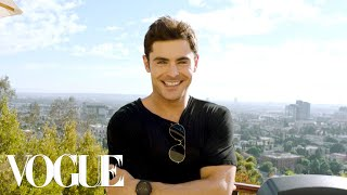 73 questions with zac efron vogue