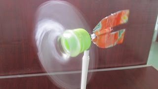 Як зробити вертушки за допомогою пластикової пляшки | Створення іграшку