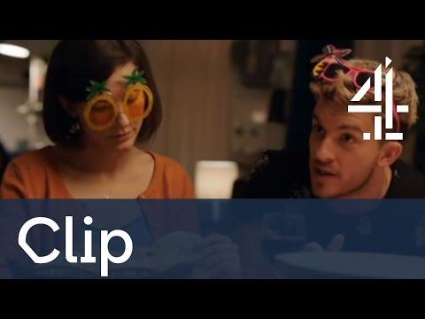 Spicy Talk  Crashing S1Ep3  Channel 4