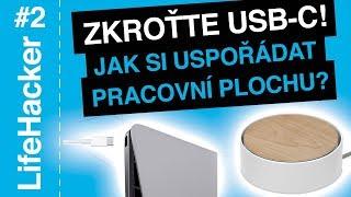 Co dělat s USB-C kabely? Zkroťte je pomocí chytrého příslušenství! 🔌