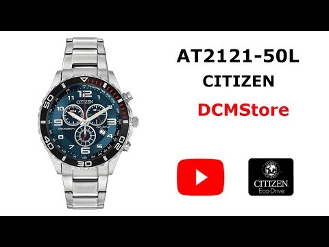 AT2121-50L Citizen Sport Chronograph ....... DCMStore