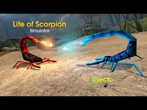 #Life of Scorpion - By  Wild Foot Games - Role Playing - Google Play(Super HD Quality)