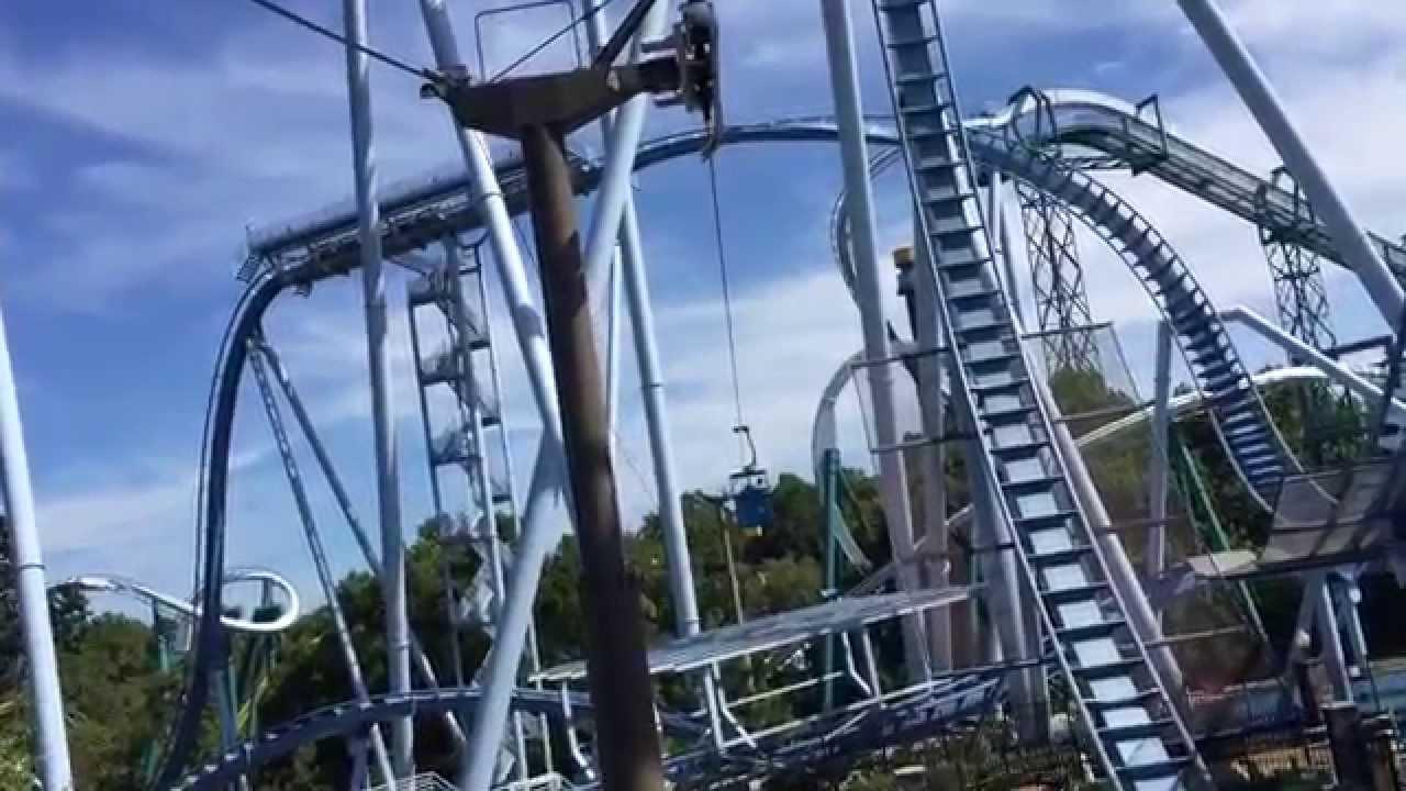 Aeronaut Skyride Pov Onride Busch Gardens Williamsburg