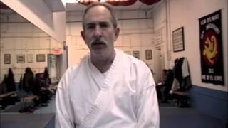 Karate: The Fight That Stops The Fight