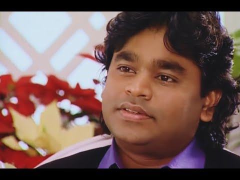 A R Rahman Interview - Heart touching