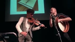 Adam Summerhayes and Cormac Byrne (2), Craiceann Bodhrán Festival 2019