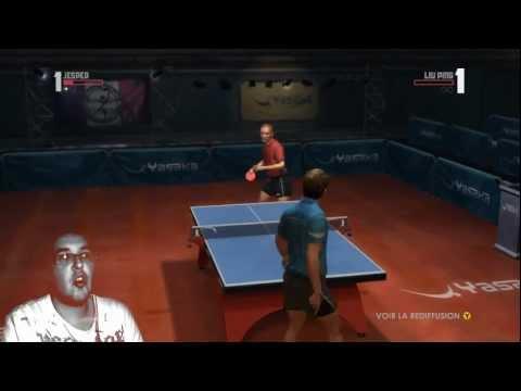 Table Tennis-Vidéotest (360)