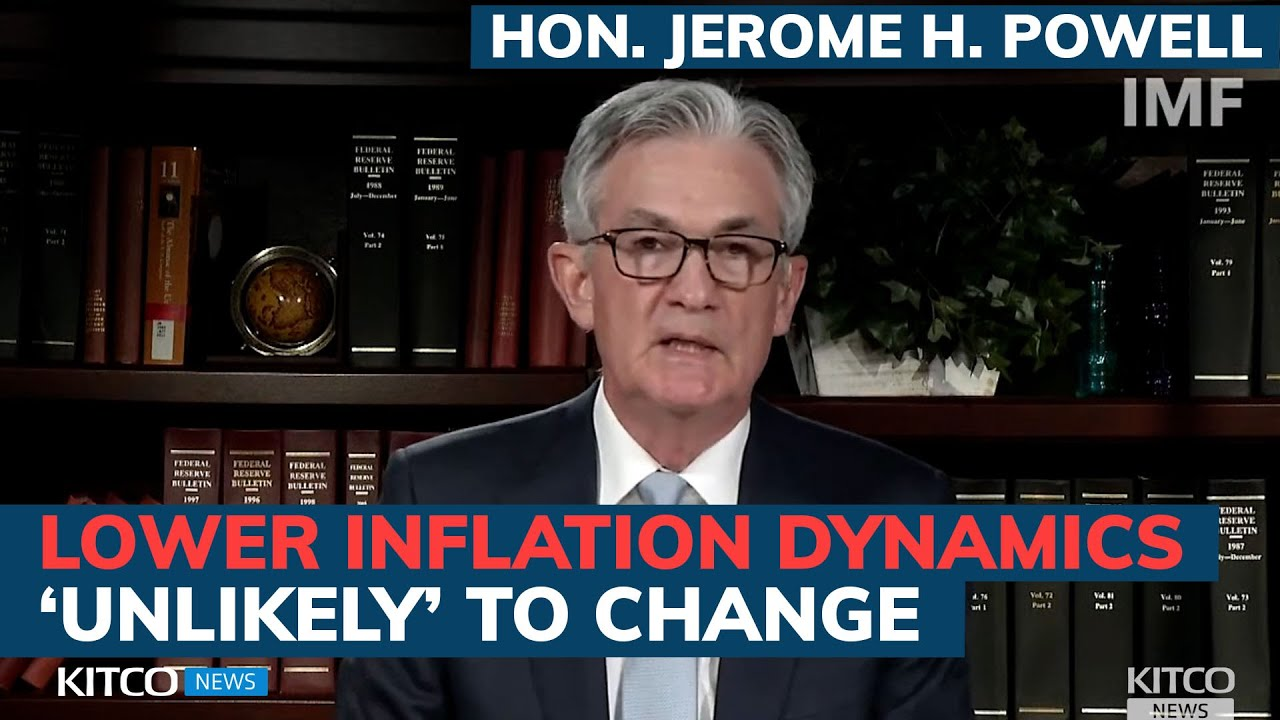 Higher inflation will not be 'persistent'; Fed Chair Powell doubles down on outlook