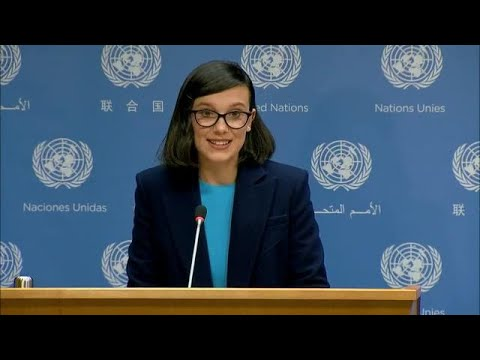 Millie Bobby Brown (UNICEF's youngest-ever Goodwill Ambassador) on empowering children