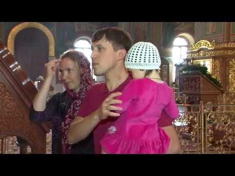 «Святыни Белгородчины». Икона «Помощь в родах» (07.06.2016)