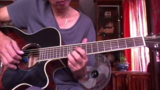 Something to say   Harem Scarem acoustic guitar cover