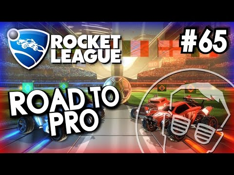 ROCKET LEAGUE german gameplay | Road to PRO! | #065 | Let's Play Rocket League deutsch (PS4)