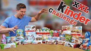 XXL Kinder Challenge