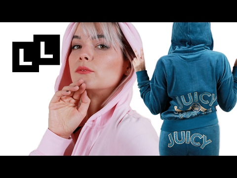 Thumbnail: We Tried 2000s-Inspired Sweatsuits ᛫ Ladylike