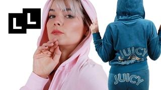 We Tried 2000s-Inspired Sweatsuits ᛫ Ladylike