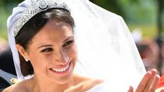Герцогиня Кейт Миддлтон пришла на свадьбу Меган Маркл в старом наряде