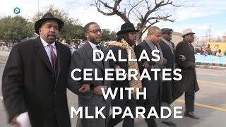 MLK Parade tradition continues in Dallas