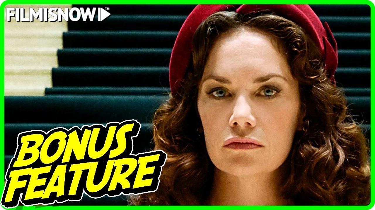 HIS DARK MATERIALS | Ruth Wilson: Bringing Mrs. Coulter to Life Featurette (HBO)