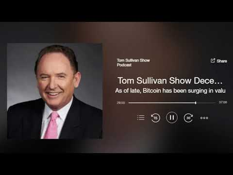 Ecurrencyhodler calls in on the Tom Sullivan