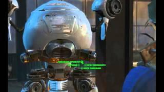 Fallout 4 - 020 - Беспокойные воды квест 1