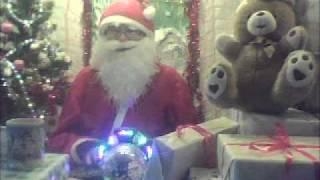 Appel gratuit en direct avec le Père Noël pour les enfants sages